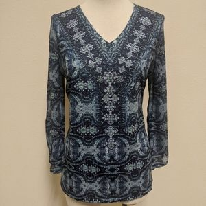 3for$20 Chico's top size 0  = small